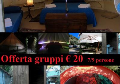 Campeggio Bungalow Casa Della Nonna Low Cost